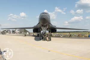 ila, ILA Berlin Airshow, ILA Berlin Airshow 2016, Rockwell B-1B Lancer, The Flying Bulls, USAF