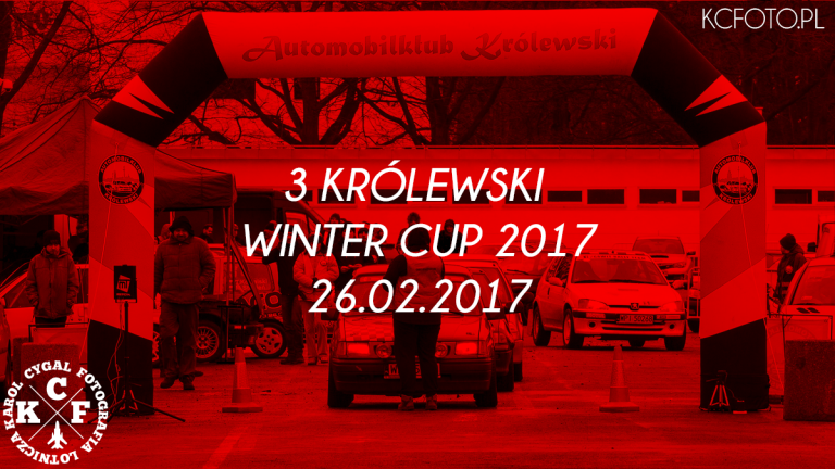 3 KRÓLEWSKI WINTER CUP 2017