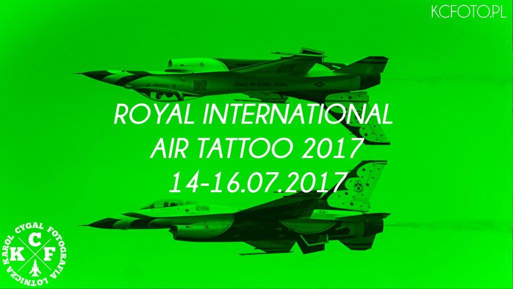 Royal International Air Tattoo 2017