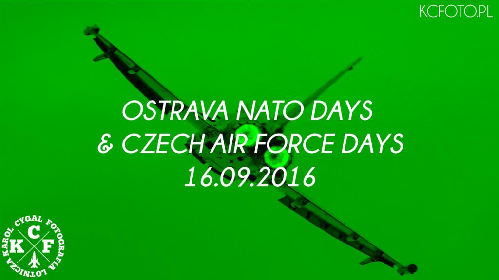 Dny NATO v Ostravě / NATO Days in Ostrava 2016